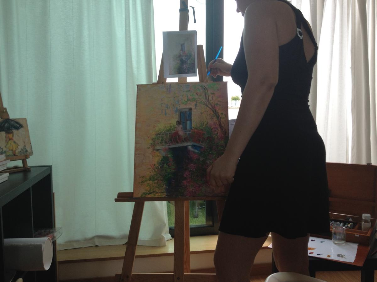 Pintar é Terapêutico!