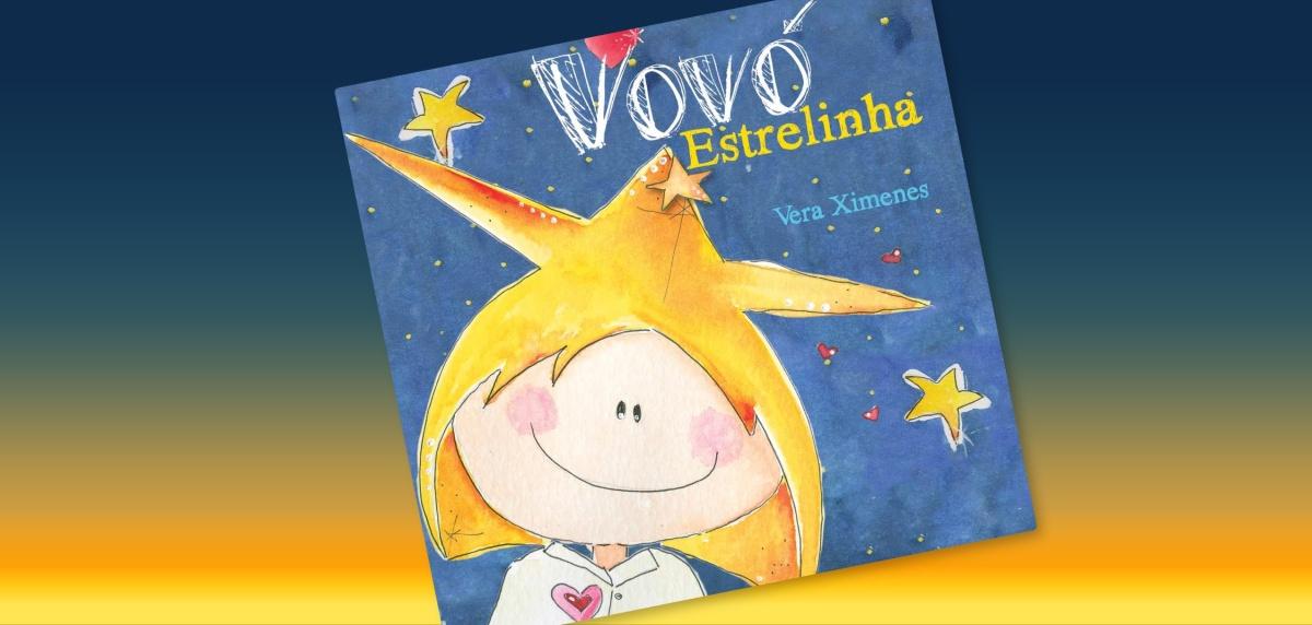 Vovó Estrelinha – O Livro   Mãe Borboleta